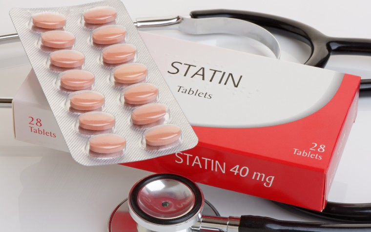 Statin use and rituximab