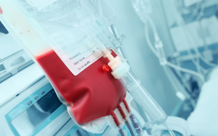 blood transfusions and cancer risk
