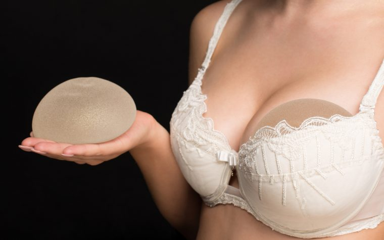 breast implants linked to rare lymphoma