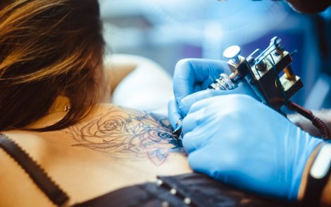 Lymphoma Scare Turned Out to Be a Reaction to Tattoo Ink, Case Study Reports